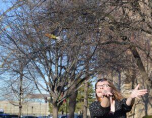 NJ bird rescue